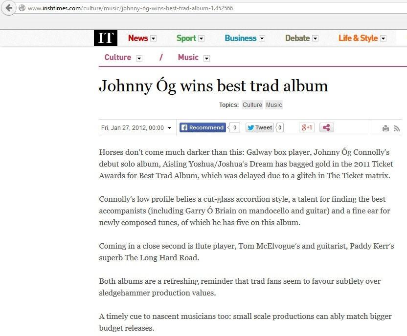 aisling-joshua-best-trad-album-2011