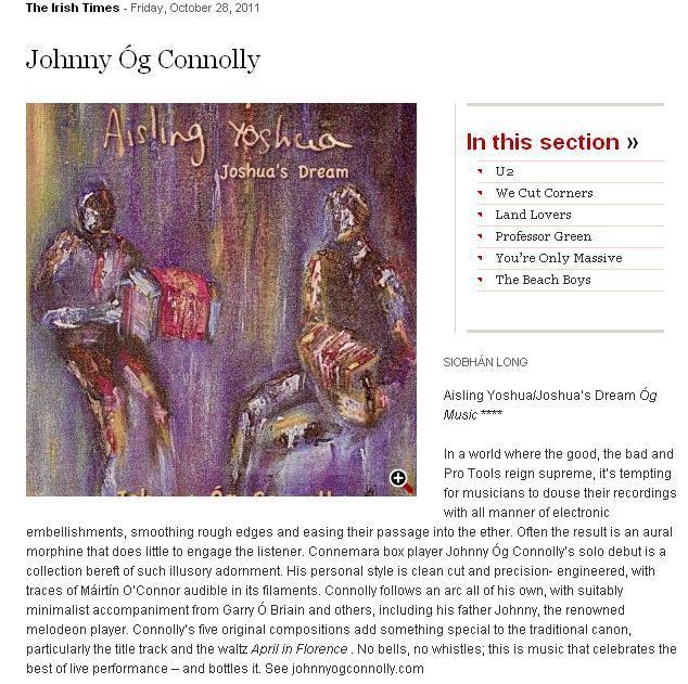 aisling-joshua-irish-times-review